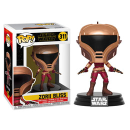 FUNKO POP STAR WARS RISE OF SKYWALKER ZORII BLISS