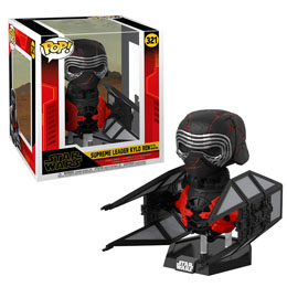 STAR WARS EPISODE IX FIGURINE POP! DELUXE VINYL SUPREME LEADER KYLO REN