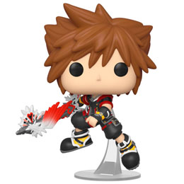 KINGDOM HEARTS 3 POP! DISNEY SORA WITH SHIELD