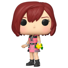 KINGDOM HEARTS 3 POP! DISNEY KAIRI WITH HOOD