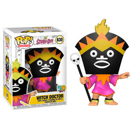 SCOOBY DOO FUNKO POP! ANIMATION WITCH DOCTOR