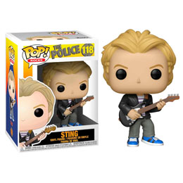 FUNKO POP! ROCKS THE POLICE STING