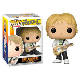 FUNKO POP! ROCKS THE POLICE ANDY SUMMERS