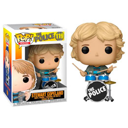 FUNKO POP! ROCKS THE POLICE STEWART COPELAND