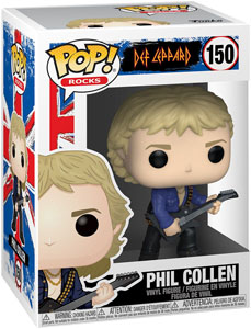 DEF LEPPARD FUNKO POP PHIL COLLEN