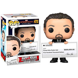 SPIDER-MAN FAR FROM HOME FIGURINE POP! HOGAN