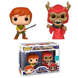 FIGURINE FUNKO POP DISNEY TARAM ET LE CHAUDRON MAGIQUE EXCLUSIVE SDCC