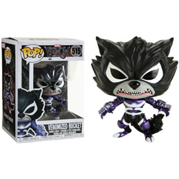 FUNKO POP MARVEL VENOM ROCKET RACCOON