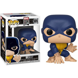 MARVEL 80TH POP! HEROES FIGURINE BEAST (FIRST APPEARANCE)