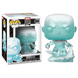 MARVEL 80TH POP! HEROES VINYL FIGURINE ICEMAN (FIRST APPEARANCE)