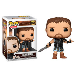 FIGURINE FUNKO POP! GLADIATOR MAXIMUS