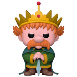 DÉSENCHANTÉE FIGURINE POP! ANIMATION KING ZOG