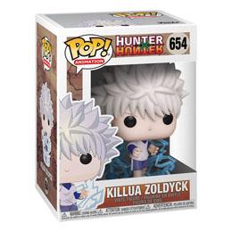 Photo du produit Hunter x Hunter Figurine POP! Animation Vinyl Killua Zoldyck Photo 1