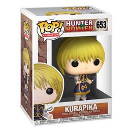 Photo du produit Hunter x Hunter Figurine POP! Animation Vinyl Kurapika Photo 1