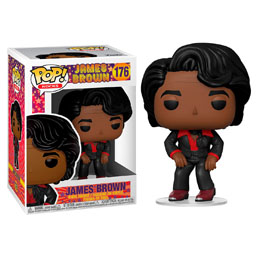 LONDON TOY FAIR FUNKO POP JAMES BROWN