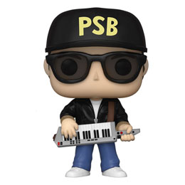 Photo du produit FUNKO POP ROCKS PET SHOP BOYS FIGURINE CHRIS LOWE Photo 1