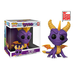 SPYRO THE DRAGON SUPER SIZED POP! GAMES VINYL FIGURINE SPYRO 25 CM