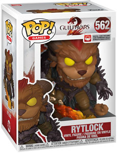 GUILD WARS 2 POP! GAMES VINYL FIGURINE RYTLOCK