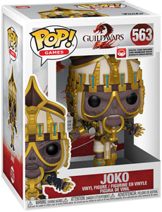 GUILD WARS 2 POP! GAMES VINYL FIGURINE JOKO