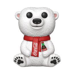 FIGURINE FUNKO POP! AD ICONS COCA-COLA POLAR BEAR