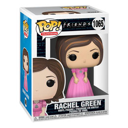 FIGURINE FUNKO POP FRIENDS RACHEL IN PINK DRESS