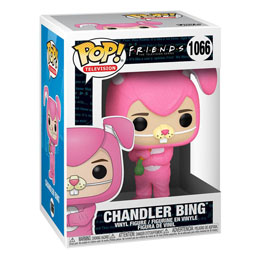FIGURINE FUNKO POP FRIENDS CHANDLER AS BUNNY