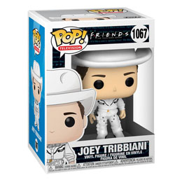 FIGURINE FUNKO POP FRIENDS COWBOY JOEY