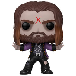 ROB ZOMBIE POP! ROCKS VINYL FIGURINE ROB ZOMBIE