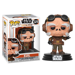 FUNKO POP STAR WARS MANDALORIAN KUIIL