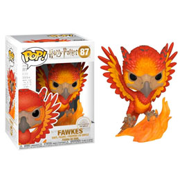 HARRY POTTER FUNKO POP! FAWKES