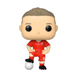 EPL FUNKO POP! FOOTBALL JORDAN HENDERSON (LIVERPOOL)