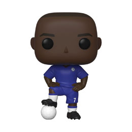 EPL FUNKO POP! FOOTBALL VINYL FIGURINE N'GOLO KANTÉ (CHELSEA) 9 CM