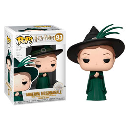 HARRY POTTER POP! MOVIES MINERVA MCGONAGALL (YULE)