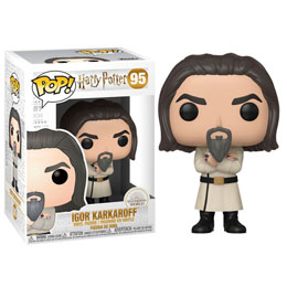 FUNKO POP HARRY POTTER IGOR KARKAROFF (YULE)