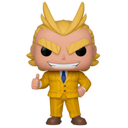 MY HERO ACADEMIA FIGURINE POP! ANIMATION VINYL TEACHER ALL MIGHT