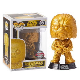 FUNKO POP STAR WARS CHEWBACCA EXCLUSIVE