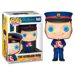 DOCTOR WHO FIGURINE FUNKO POP! TV VINYL THE KERBLAM MAN (GW)