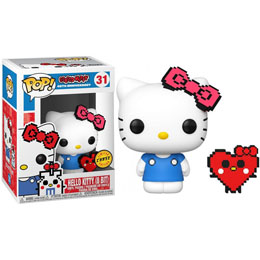 FIGURINE POP & BUDDY SANRIO HELLO KITTY ANNIVERSARY CHASE EXCLUSIVE