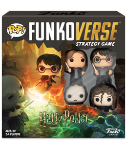 HARRY POTTER FUNKOVERSE JEU DE PLATEAU JEU DE BASE