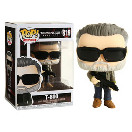 FUNKO POP! TERMINATOR DARK FATE T-800 9 CM