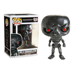 FUNKO POP! TERMINATOR DARK FATE REV-9 9 CM