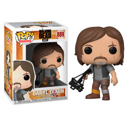POP! WALKING DEAD FIGURINE DARYL