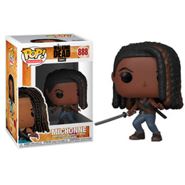 POP! WALKING DEAD FIGURINE MICHONNE