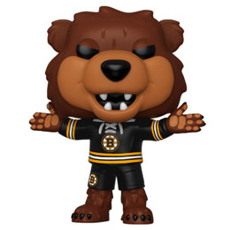 NHL FIGURINE POP! MASCOTS VINYL BRUINS BLADES
