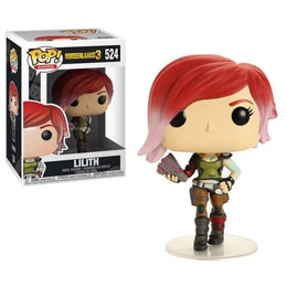 BORDERLANDS 3 FUNKO POP! GAMES VINYL FIGURINE LILITH 9 CM