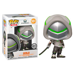 OVERWATCH FUNKO POP! GENJI