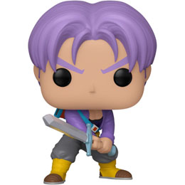 DRAGON BALL Z FIGURINE POP! TRUNKS