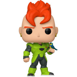 FIGURINE FUNKO POP DRAGON BALL Z ANDROID 16