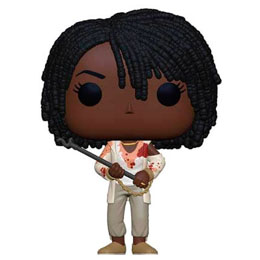 FUNKO POP US FIGURINE ADELAIDE WITH CHAINS & FIRE POKER
