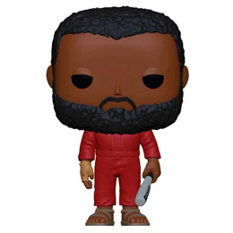 FUNKO POP US FIGURINE ABRAHAM WITH BAT
